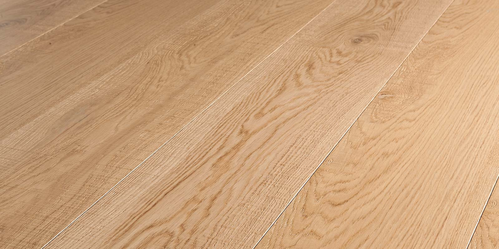 Oak light sawn naturalizzato